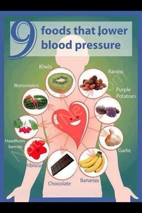 Tegen hoge bloeddruk