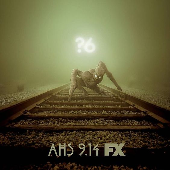 American Horror Story 6 // You can't run from us... #AHS6 #AHSFX #americanhorrorstory #horror