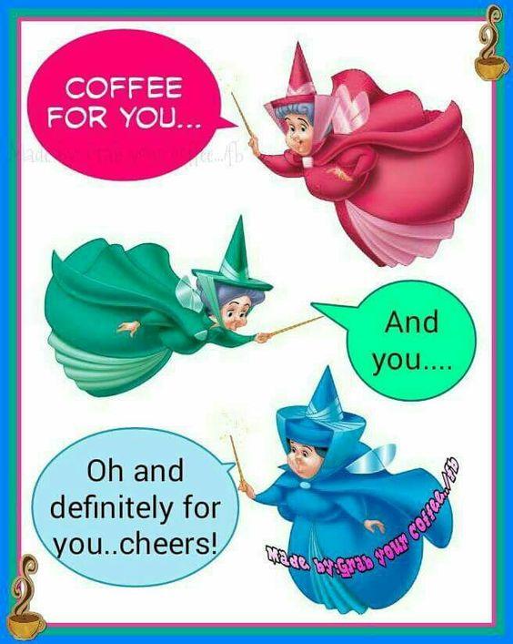 Coffee For Everyone! :)
