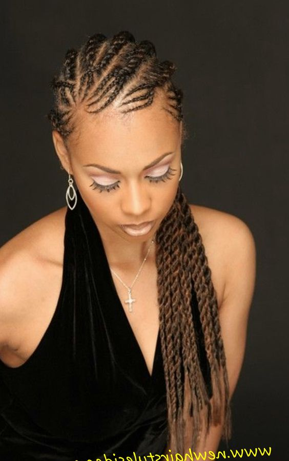 Awesome Cornrow Hairstyles Haircuts And Haircuts On Pinterest Short Hairstyles For Black Women Fulllsitofus