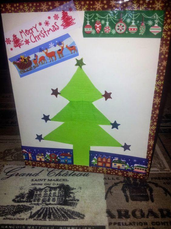 Fet a mà DIY : Postales de Navidad