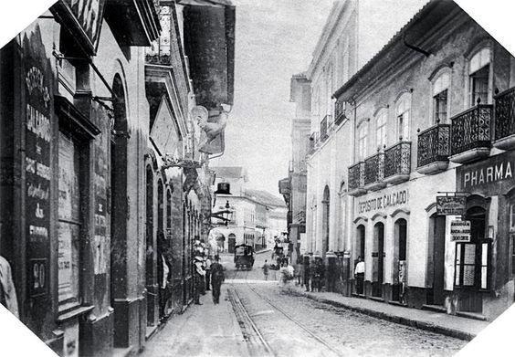 São Paulo (1900) - by Militão Augusto de Azevedo: