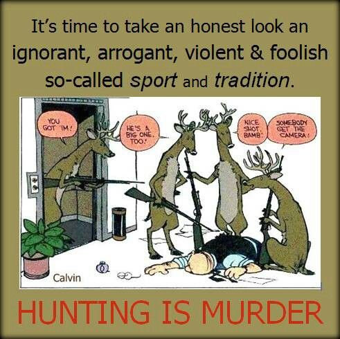 Deer Hunter Charged With Murder