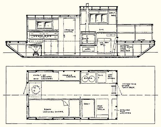 House Boat Holidays Ltd Floor Plans Btar Mm Pinterest Ideas