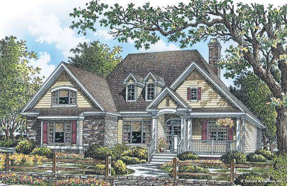 Gresham House Plan