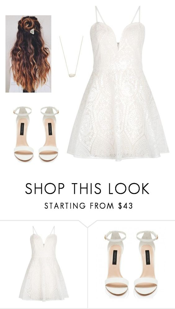 """Untitled #2"" by livrty ❤ liked on Polyvore featuring New Look and Kendra Scott"