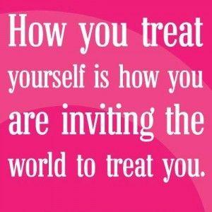 self-care habit