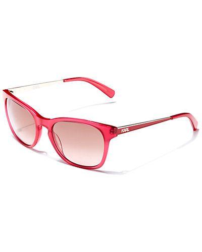 Karl Lagerfeld Women's KS6010 Sunglasses