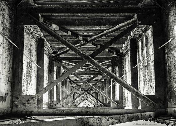 Trestle X by Monica de Moss, via 500px