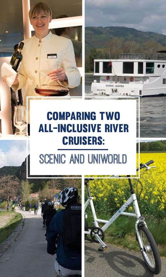 In the all-inclusive segment of the river cruise market, Uniworld Boutique River Cruises and Scenic are two of the top contenders. Click to read more!