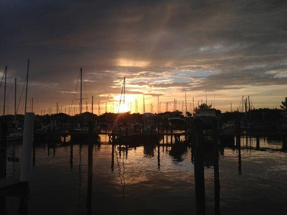 Tampa sunset