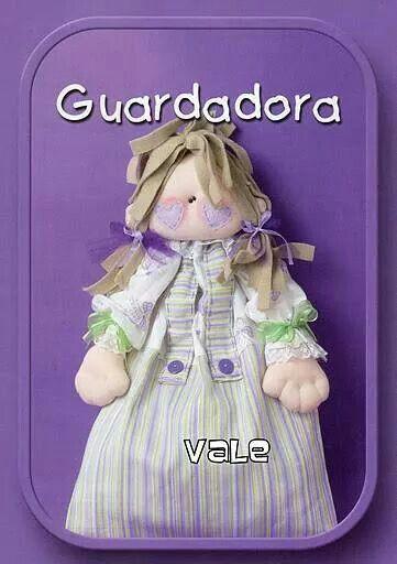 Muñeca bolsa