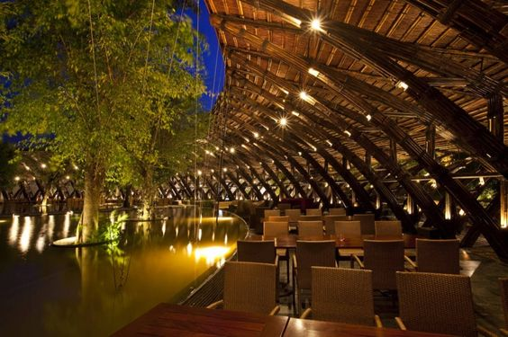 Bamboo Wing / Vo Trong Nghia:
