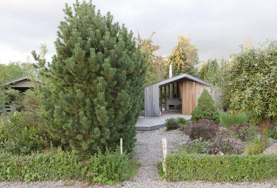 dutch garden house
