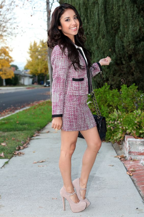 Business professional, The suits and Short skirts on Pinterest