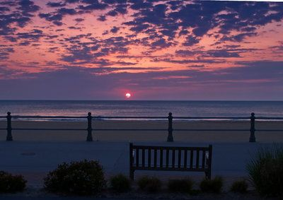 Virginia Beach Virginia - The vacations of my childhood were mainly VA Beach and the Jersey Shore. <3 them both.