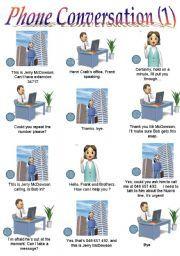 English teaching worksheets: Conversation