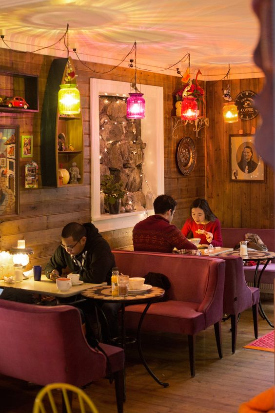 Cafe Babalú   Reykjavik, Iceland
