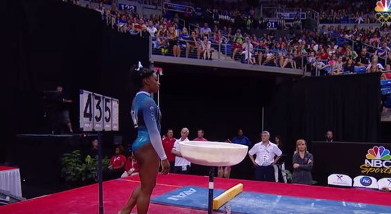 Gymnast Simone Biles Vaulted Through Foster Care to Success