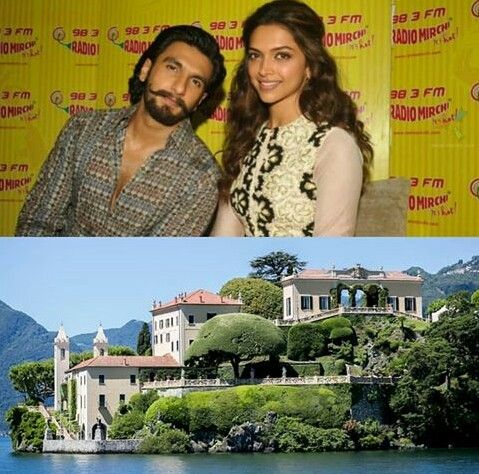 Pic 1 Deepveer Wedding Destination Is Villa Del Balbianello At Lake Coma Itlay Deepika Ranveer Destination Wedding Wedding