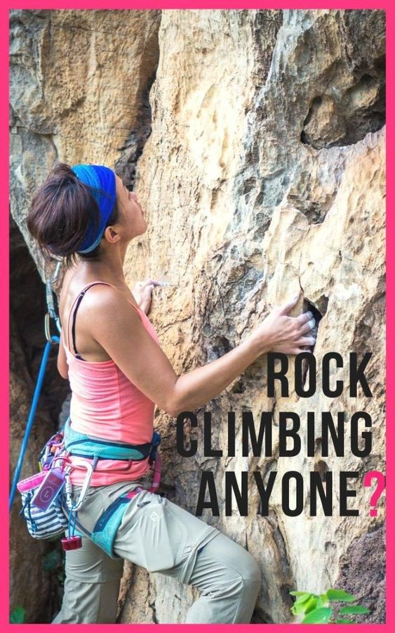 Rock Climbing Benefits - How to achieve the rock climber's body