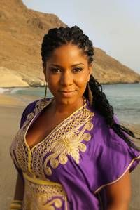 Nancy Vieira - Singer - Cape Verde