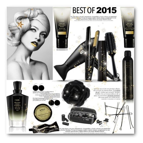 """""""Star quality"""" by mood-chic ❤ liked on Polyvore featuring beauty, Aesop, Oribe, GHD, Accessorize, BaByliss and bestof2015"""