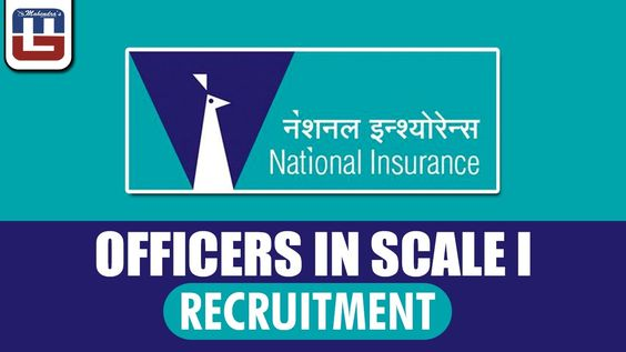 Nicl Administrative Officers Generalists Scale I Recruitment