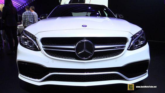 2015 Mercedes-Benz C-Class C63 AMG S - Exterior and Interior Walkaround ...
