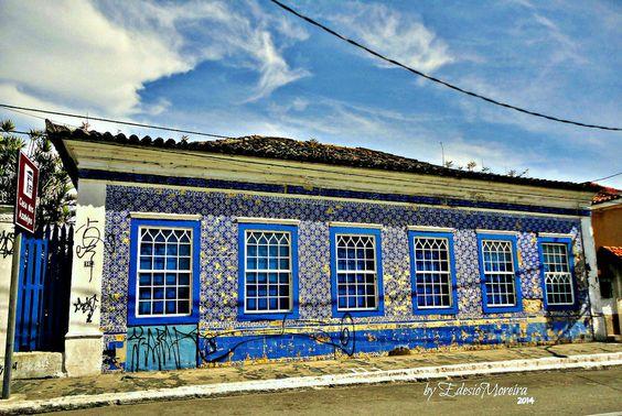 São Pedro da Aldeia, RJ - Brasil casa dos azulejos