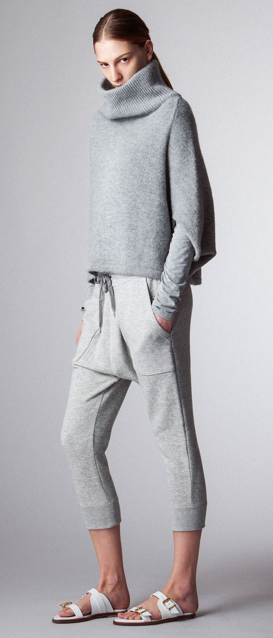 The Minimalist Style Pinterest The Minimalist Grey And Turtlenecks