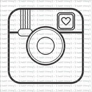 Instagram stamp- anyone in the US supply these too?!