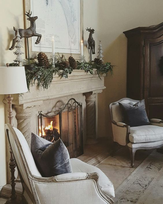 Affordable European Fireplace