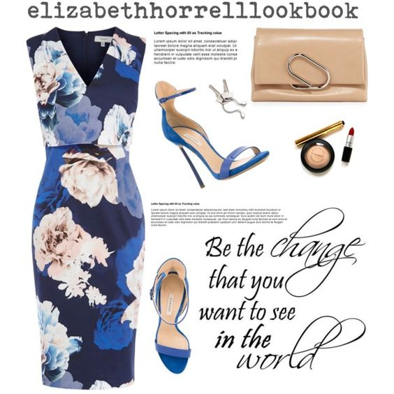 My Wardrobe Adventures! by elizabethhorrell on Polyvore featuring moda, Coast, Casadei, 3.1 Phillip Lim and Georg Jensen: