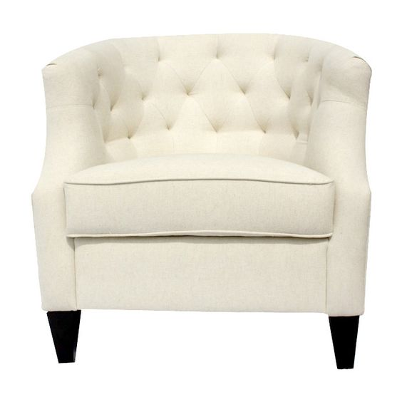 Cambridge Tufted Accent Chair