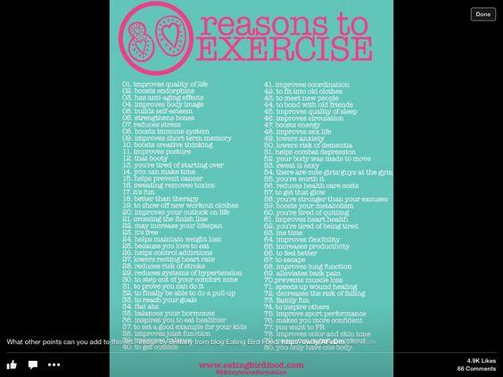Like we need reasons! - SELF Magazine