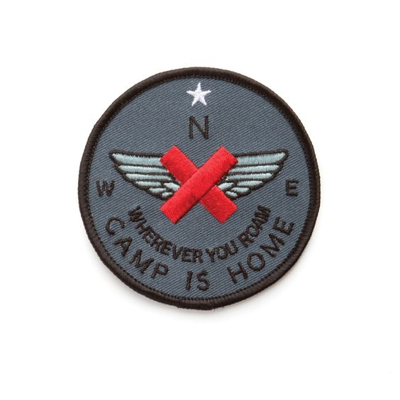 """""""Travel"""" badge - Best Made Co."""