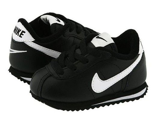 Newborn Nike Cortez Shoes