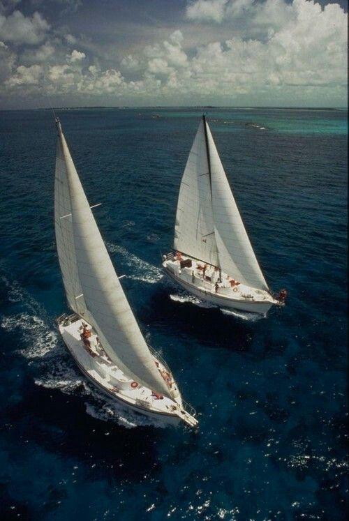 Sailing Away~
