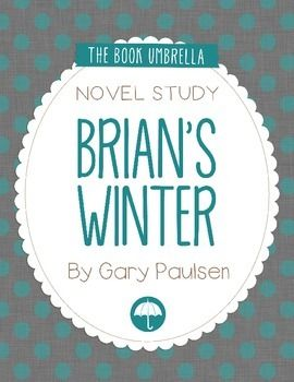 a summary of the book brians winter by gary paulsen By gary paulsen  brian's winter mixed review - print all section questions at  once (options for multiple keys)  brian's winter book report form (pdf file.