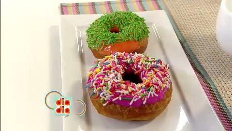 Aprenda a preparar deliciosos Donuts