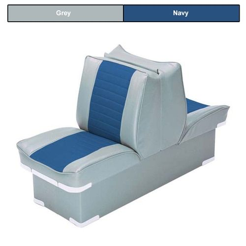 Wise Deluxe Bucket Style Back To Back Boat Seat Light Blue Boat Seats Seat Storage Back Seat Covers