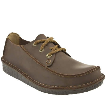 Clarks Pasty Shoes