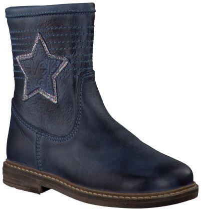 Blauwe Develab Korte laarzen 5008