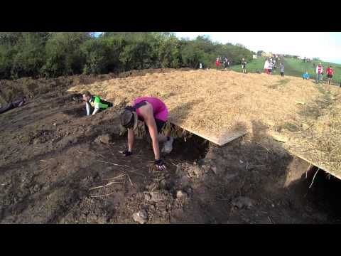 THE MUD DAY FRANCE 21/09/13 - Fou furieux team with GOPRO