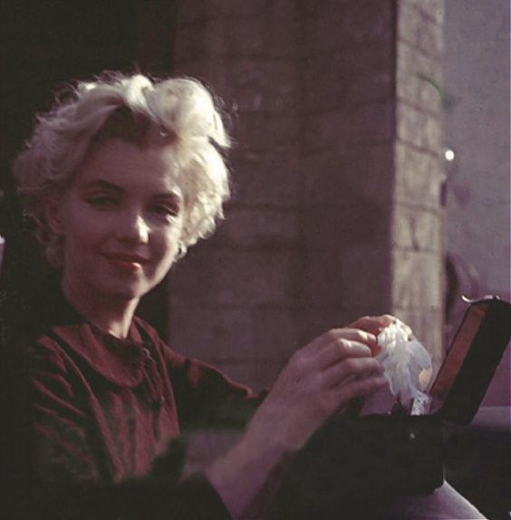 Marilyn Monroe by Milton Greene