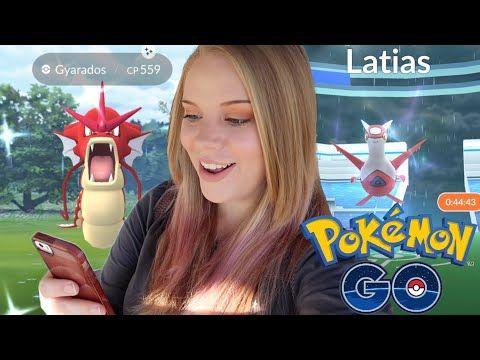 Where Is Wild Shiny Gyarados Lunar New Year Event Latias And Latios Raid Weekend Pokemon Go Youtube Pokemon Go Latias And Latios Shiny Gyarados