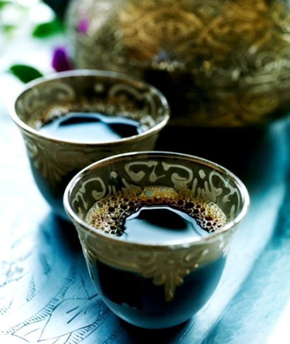 ☕ Turkish coffee ☕