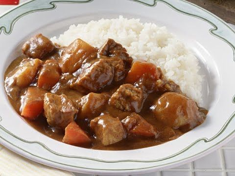 Pinoy Food Recipe Japanese Curry Youtube In 2020 Meat Cooking Recipes Food Japan Food