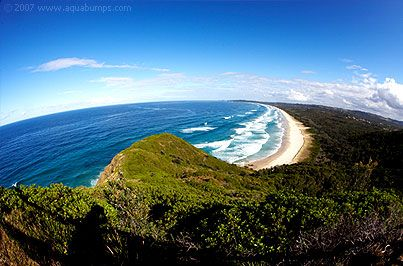 Byron Bay, Australia. In my top 5 places, ever.